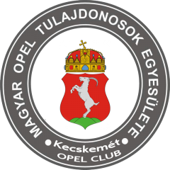 Opel Klub Kecskemét 2005.február, az első tali