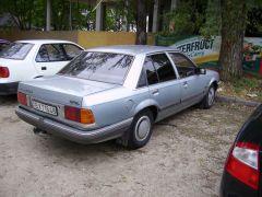 Opel Rekord 2.0E 1983 - Müller Kornél