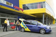 Opel HydroGen3 Ikea