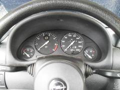 Corsa B - Fordulatszámmérős óra beépítése