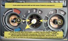 8. Középkonzol világítás (Astra F)