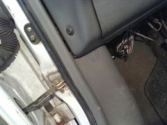 2.Első ajtók kéder gumi cseréje
