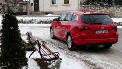 Menetpróba - Opel Astra kombi