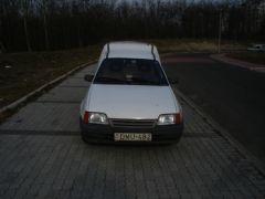Menetpróba - Opel Kadett Combo 1,7D