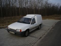 Opel Kadett Combo 1,7D