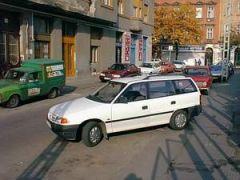 Astra F Caravan 1.7 GLD