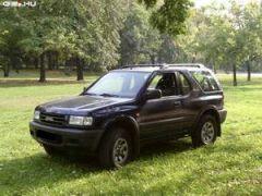 Menetpróba - Opel Frontera 2.2 16V