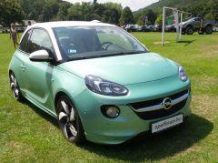 Menetpróba - Opel Adam
