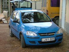 Corsa C Kék