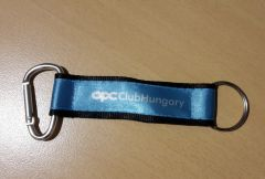 OPC Club Hungary kulcstartó