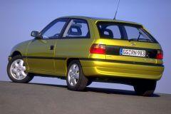 Opel Astra GSi facelift