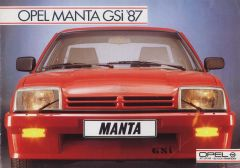 Opel Manta GSi 2