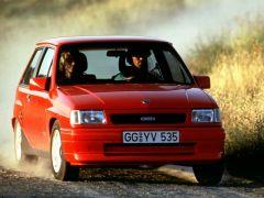 Opel Corsa A GSI facelift
