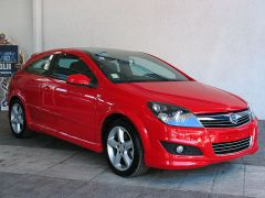 Chevrolet Astra GTC (Chile)