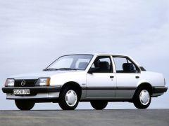 Opel Ascona Sedan 1984