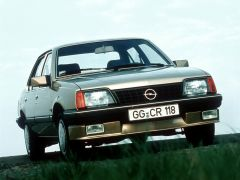 Opel Ascona CD (C1) 1983-84