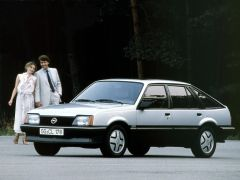 1981 Opel Ascona ( C1 ) CC SR