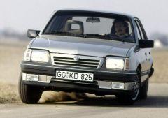 1987 Opel Ascona ( C3 )