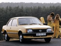 1981 Opel Ascona ( C1 )