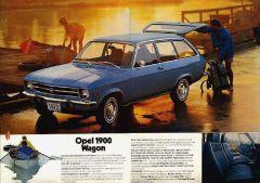 OPEL ASCONA A (1970-1975)