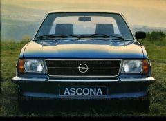 OPEL ASCONA B (1975-1981)