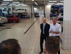 Legnagyobb Opel márkakereskedése és szervize, az Opel Fábián