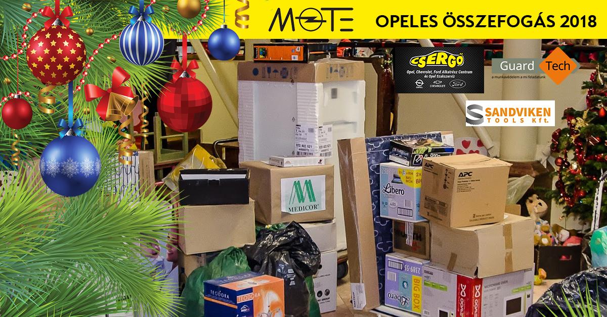 Opeles Összefogás 2018