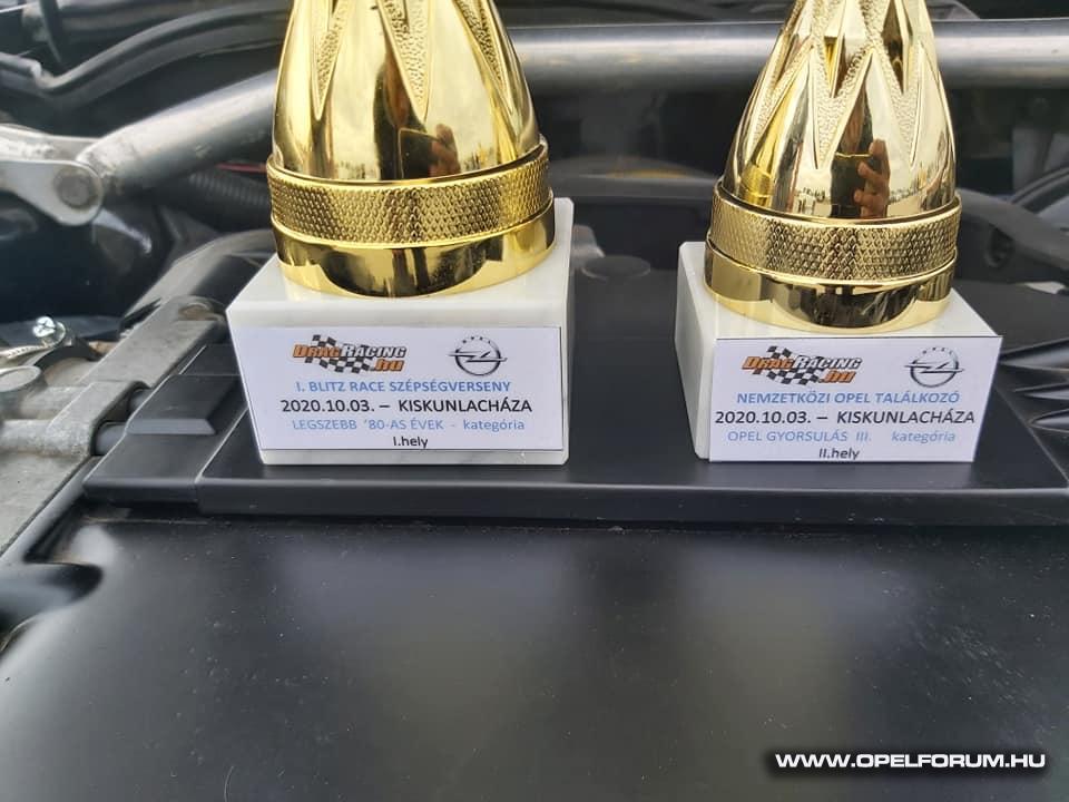 I. Hungarian Blitz Race, KiskunDragháza 2020.10.03. Szépségverseny